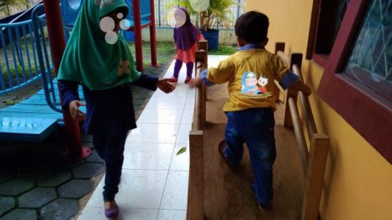Akasia Islamic Preschool – Sekolah Montessori di Depok
